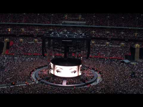 Adele concert Wembley Stadium London 28 June 2017 Hello