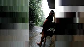 Как я сделал ЭТО под дождем , видео прикол