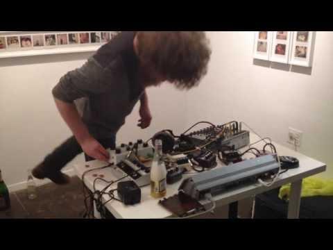 Plastic Boner Band - Live at Microscope Gallery, Brooklyn, NY 6/11/12