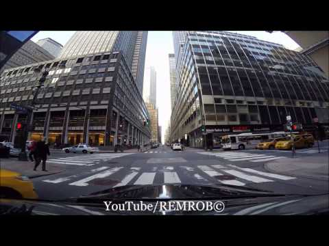 Driving To Times Square From LaGuardia Airport