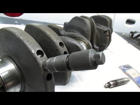 Фиксатор коленвала Audi A6C5 2 5 TDI V6