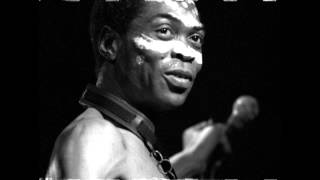 fela kuti shuffering and shmiling