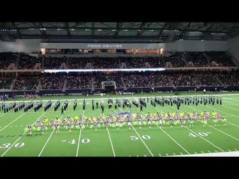 The John Tyler High School Halftime Show Part 1 12-08-2018