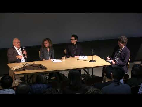 Urban Form and Social Energy of the City, panel