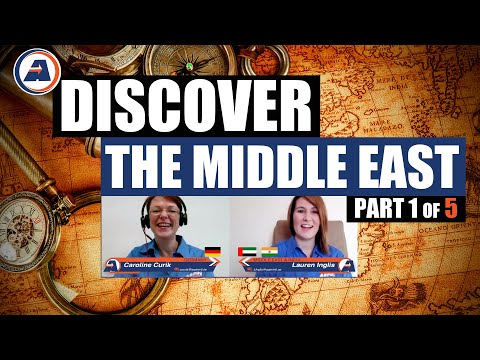 Discover The Middle East Part 1 with Arpin Group