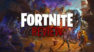 Fortnite Review - A Near-Perfect Storm (Video Game Video Review)