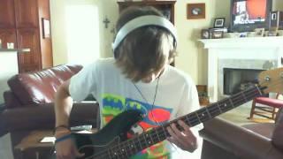 Deep Purple - Kentucky Woman (Bass cover)