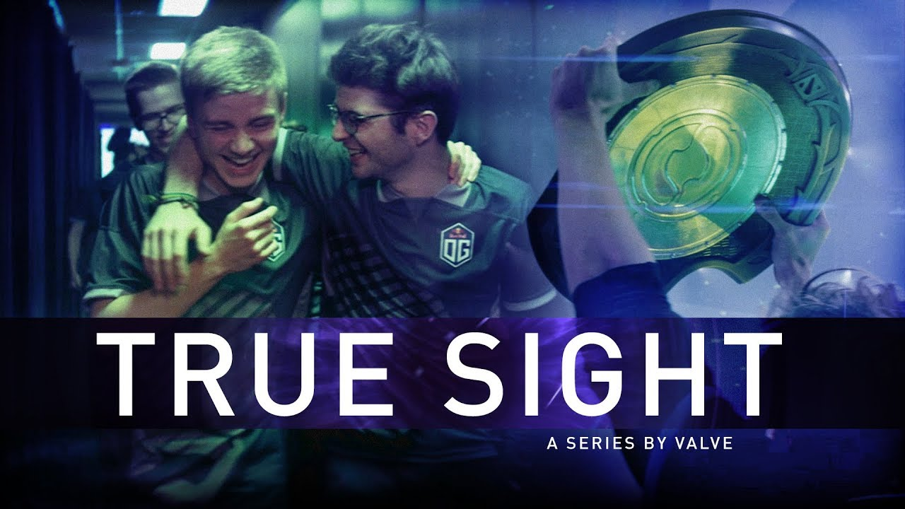 Image result for True Sight : The International 2018 Finals