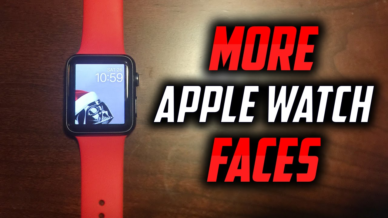 How To Get More Apple Watch Faces | Fresh New Apple Watch Wallpapers! - YouTube