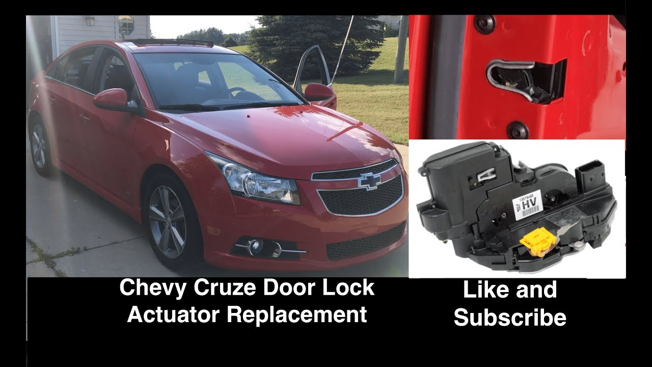 Maxresdefault on Door Lock Actuator Replacement