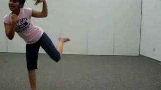 mujhe rang de ( Dance practice)
