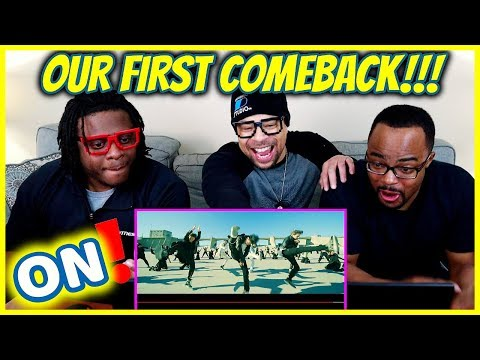 Our FIRST COMEBACK!!   BTS 'ON' Kinetic Manifesto Film: Come Prima REACTION!!