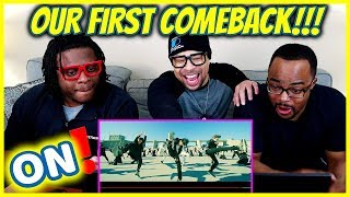 Our FIRST COMEBACK!! | BTS 'ON' Kinetic Manifesto Film: Come Prima REACTION!!