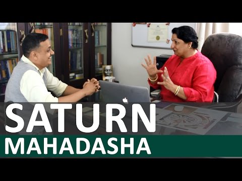 Mahadasha Of Saturn - The Strict Disciplinarian Regime, If You Are CORRECT - Saturn Supports You