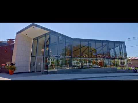 Boston Public Library : Jamaica Plain
