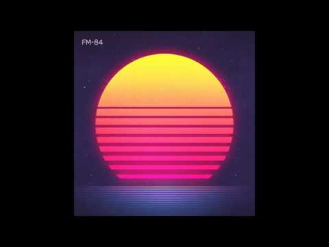 FM-84 -  Running In The Night feat. Ollie Wride (2016)