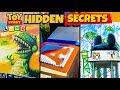 Top 10 Hidden Secrets of Toy Story Land - Pixar Easter Eggs