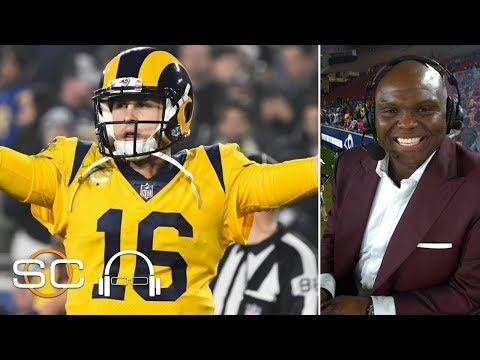 Rams, Chiefs both successful thanks to Jared Goff, Patrick Mahomes - Booger McFarland | SC with SVP