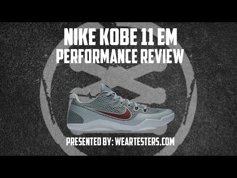 new styles 40e35 d931b Nike Kobe 11 EM Low Performance Review