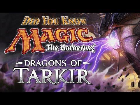 Dragons of Tarkir: Did You Know Magic - Feat. The Magic Man Sam