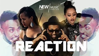 Jacky Gosee ft. Kuni - Call 911 | New Ethiopian Music 2019 Reaction (Official Video)