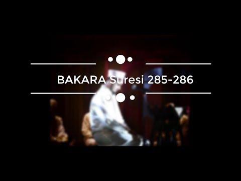 Osman Bostancı | Nihavend | Amenerrasulü Bakara Suresi 285-286