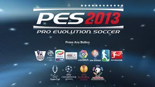 MEGA PATCH / PES 2013 PC 2013-14