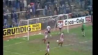 Fulham v Sheff Utd 1977