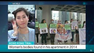 Hong Kong Trial: Rurik Jutting found guilty of double murder