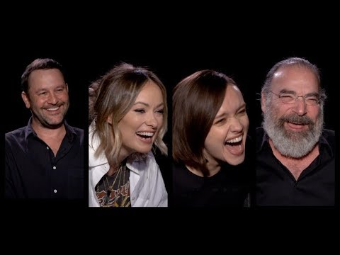 LIFE ITSELF s: Olivia Wilde, Olivia Cooke, Mandy Patinkin and Dan Fogelman
