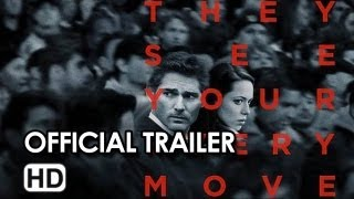 Closed Circuit Officiale Trailer (2013) Eric Bana, Rebecca Hall Movie HD