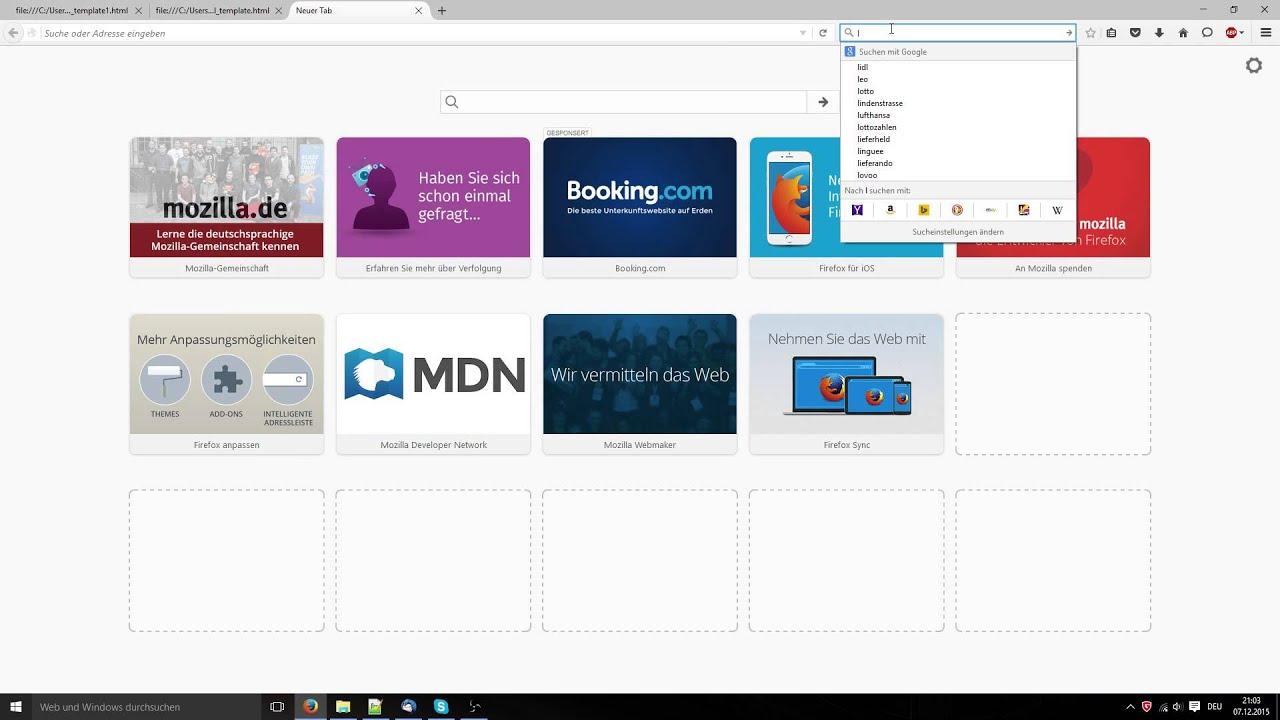 HTML E Mail erstellen - YouTube