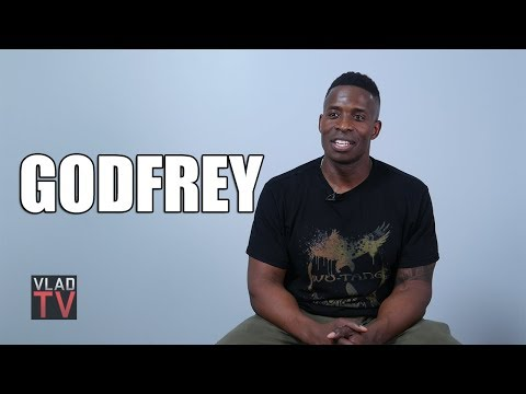 """Godfrey Does Vlad Impersonation, Says it's Different from """"Other White Guys"""" (Part 1)"""
