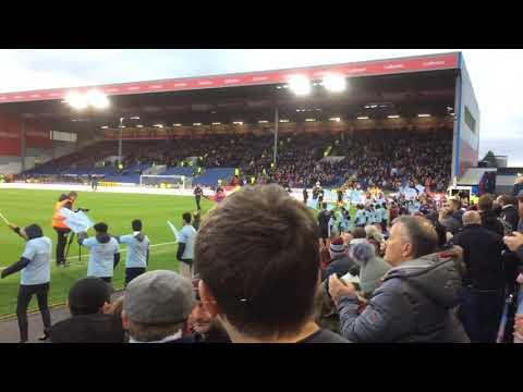 Burnley 2-0 Swansea, Players Entrance