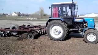 Вождение тракторов. Работа на машино-тракторных агрегатах.