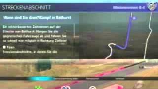 Gran Turismo 6 PS3 обучение Goodwood Hillclimb дождь высокое разрешение