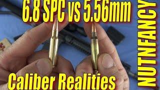 6.8 SPC vs 5.56mm (and the Yoda AR-15)