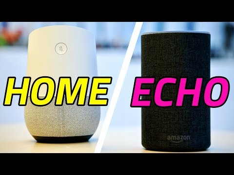 Amazon Echo vs Google Home | Skills, Audio Quality, and Performance Compared