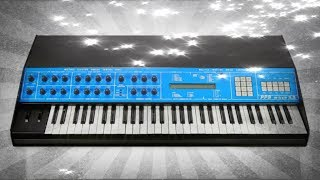 "PPG wave 2.2 Wavetable Synthesizer (1982) ""Twenty Sounds"""