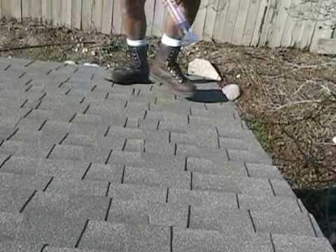 Ellis Construction Roofing Job Overexposure YouTube