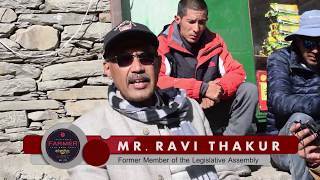 #lahauldisaster2018 | MR. RAVI THAKUR ON LAHAUL DISASTER 2018 | Lets Grow Apple