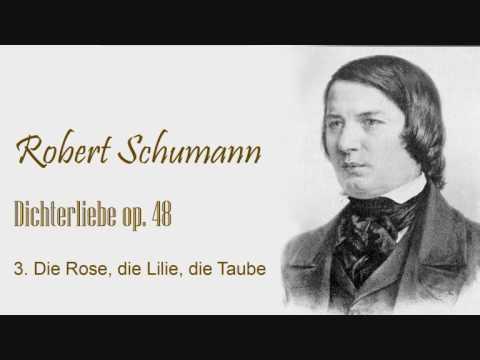 Schumann - Dichterliebe op.48 - no.3.wmv