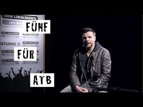 Fünf für ATB - das Interview ohne Fragen