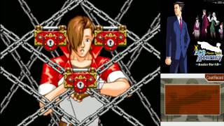 Phoenix Wright JFA Case 4 Part 25: Who The Fuck Are You