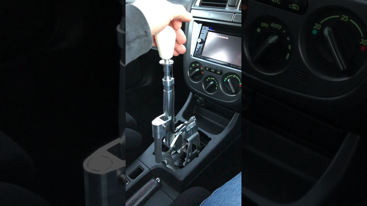 VW SCIROCCO 6-Speed MQ350 Gearbox with CAE Ultra Shifter