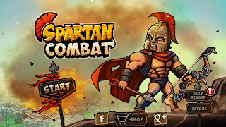 spartan combat by servesilicon technologies pvt ltd android gameplay hd