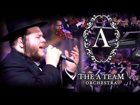 Ich Hub Gevart - Levy Falkowitz -  A Team - Shira Choir  איך האב געווארט - לוי פולקוביץ - מקהלת שירה
