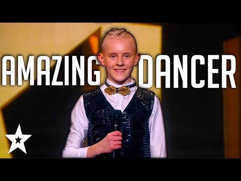 Kid Dancer Amazes Judges With His Agility on Norway's Got Talent 2018 | Got Talent Global