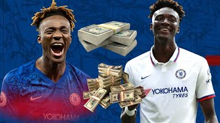 CHELSEA FANS REACT TO TAMMY ABRAHAM NEW CONTRACT