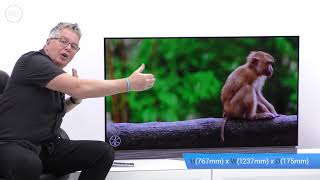 "LG OLED55E7N 55"" 4K Ultra HD OLED Television Review (with input lag testing)"